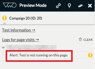 test-not-running