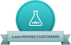 2000+ paying customers