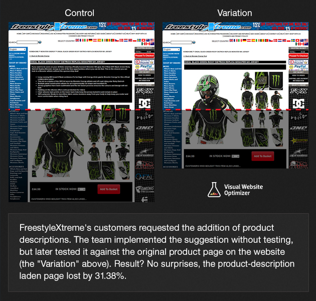 FreestyleXtreme Comparison Image
