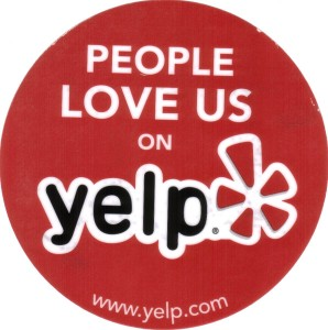 Add a Yep badge on your website to improve customers' trust