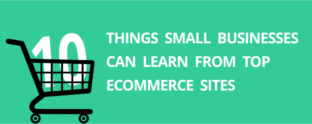 Learn From Top eCommerce Sites