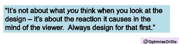 Craig Sullivan on Design