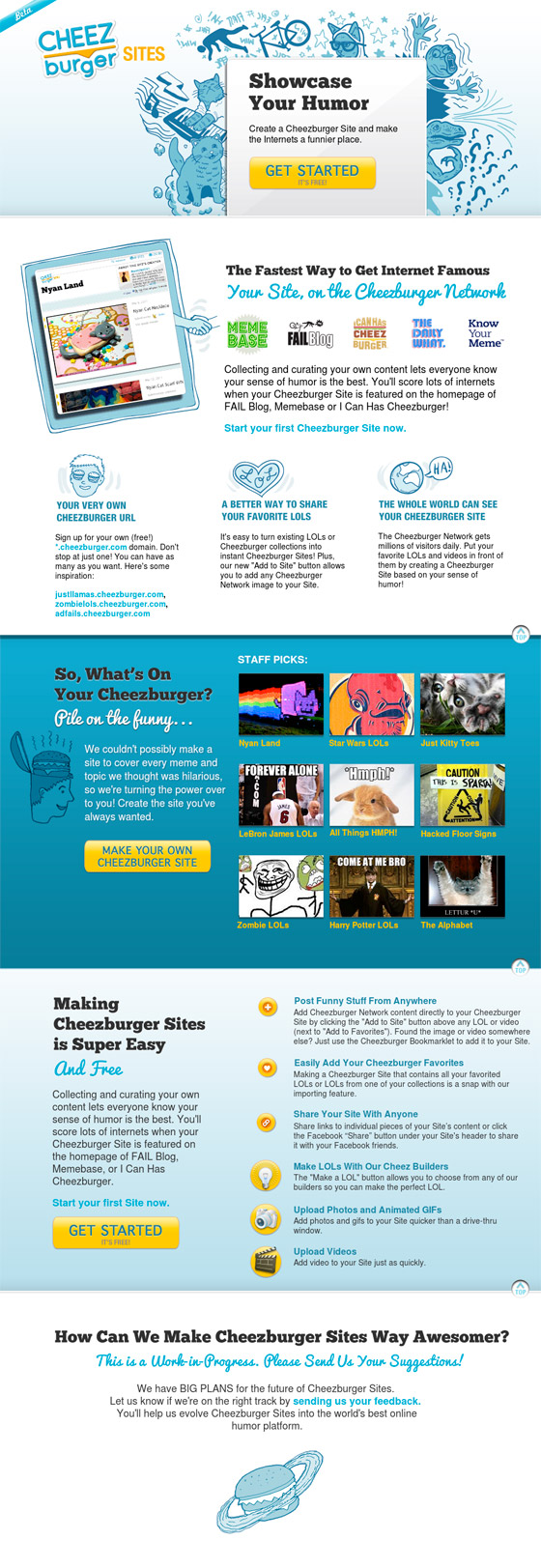 cheezburger-landing-page