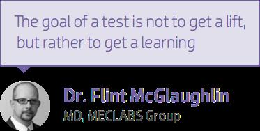 Dr. Flint McGlaughlin quote