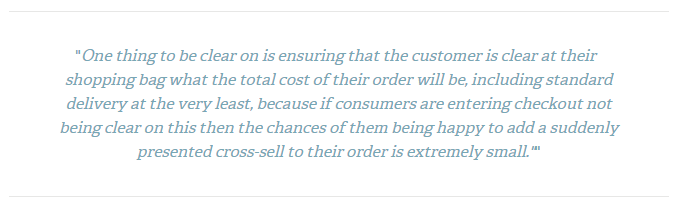 Why Cross-Sell Works For Checkout Page