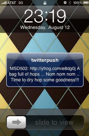 app push notification